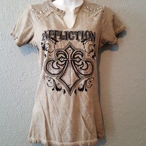 Affliction size M
